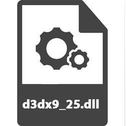 Отсутствует d3dx9_25.dll – где скачать, как установить в Виндовс