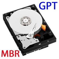 Чем GPT диск отличается от MBR, что это такое