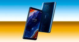 Новый смартфон Nokia 9 PureView удивил всех своей привлекательной ценой!