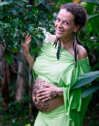 Автор 7 шагов счастливой беременности