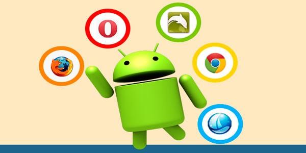 ТОП Android браузеров