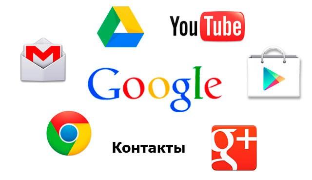 приложения гугл