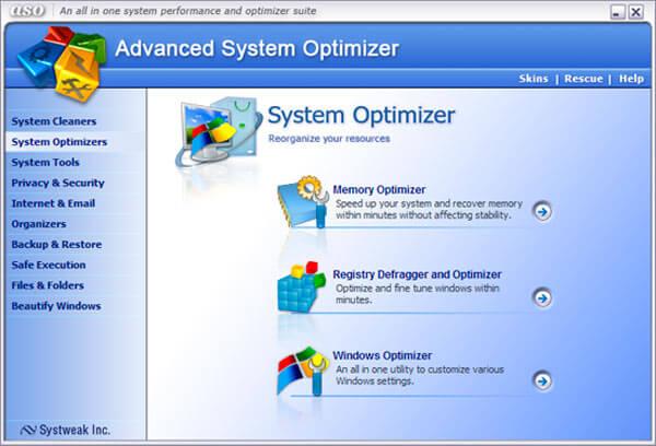 Адвансед систем оптимайзер