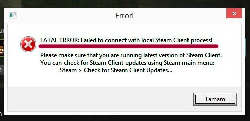 Steam Client process