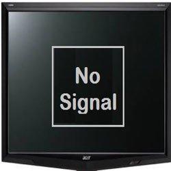 Не включается монитор при запуске компьютера причины