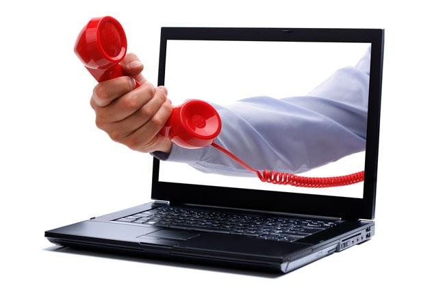 Бесплатно позвонить с ноутбука на смартфон