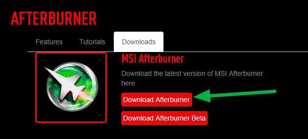 Скачать msi afterburner 4. 3. 0 final (2016) pc через торрент.