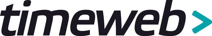 логотип хостинга таймвеб