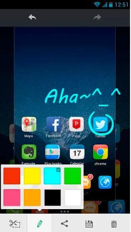 Приложение OK Screenshot