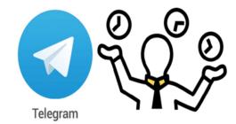 Как настроить правильное время в Телеграме, пошаговая инструкция