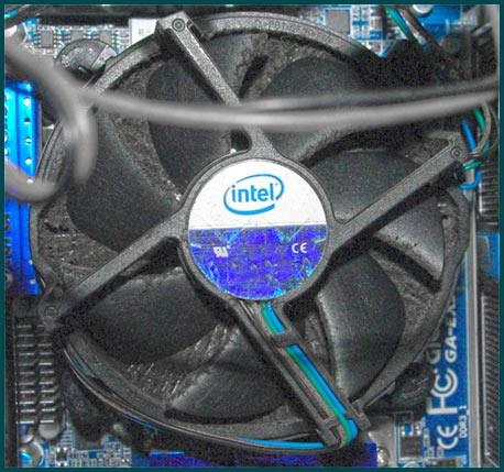 Вентилятор ЦПУ