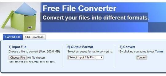 Фри файл конвертер