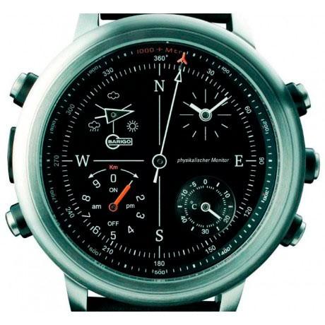 Часы с высотомером