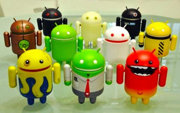 Неофициальные прошивки Android