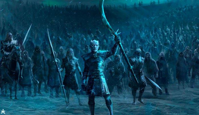 Армия короля ночи