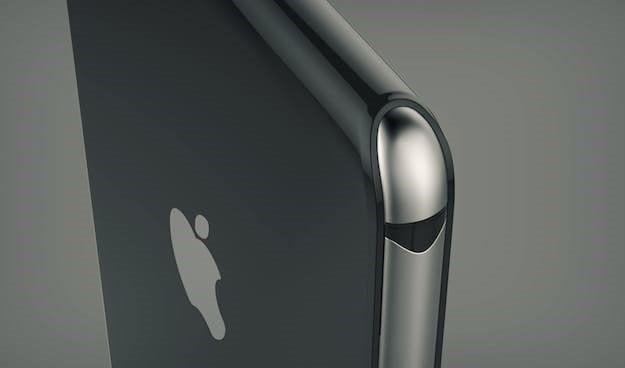 Внешний вид корпуса восьмого iphone