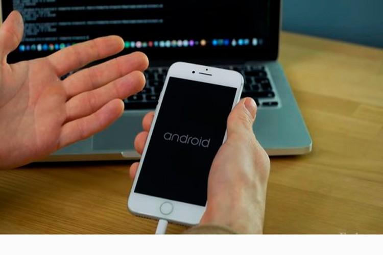 Запуск Андроид на Айфоне 7