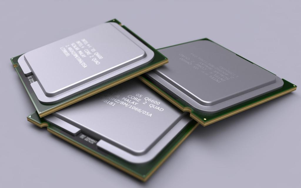 4 ядра процессор