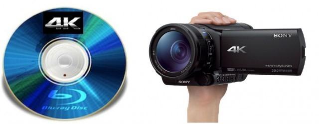 камера, записывающая в 4K