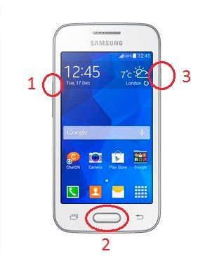 Recovery Samsung