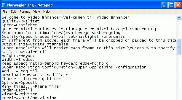 Файл языкового пакета Фотошоп