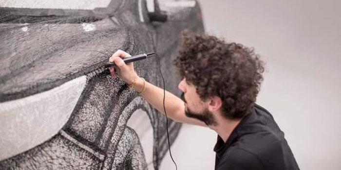 маркер для 3D рисования