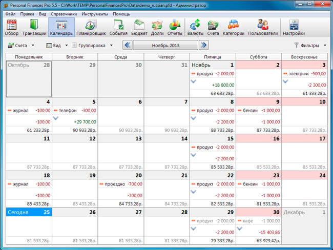 Распределение затрат по датам в Алзекс