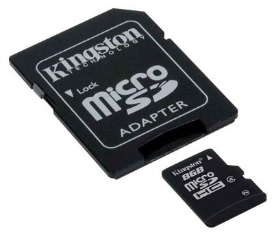 microSD-to-SD адаптер