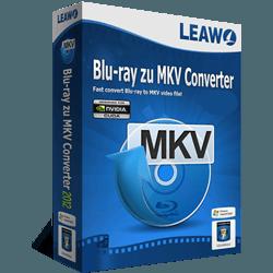 Leawo Blu-ray to MKV Converter: быстрое конвертирование без потери качества