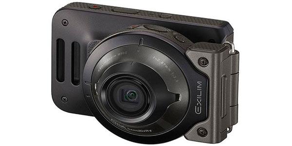 Сверхчувствительная камера от Casio