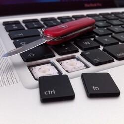 Как отключить клавишу Fn