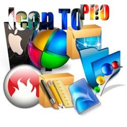 IconTo: кастомизатор системы Windows