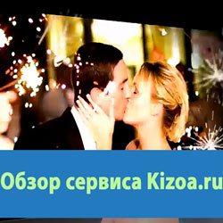 Премиум редактор видео Kizoa online