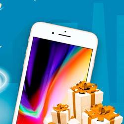 Хотите выиграть iPhone 8 и денежные призы в новом конкурсе от Kwork?