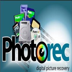 PhotoRec— отлично восстанавливает фотографии