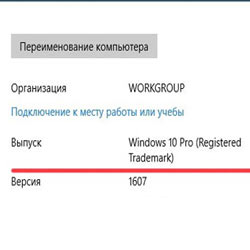 Что значит Windows 10 Pro Registered Trademark?