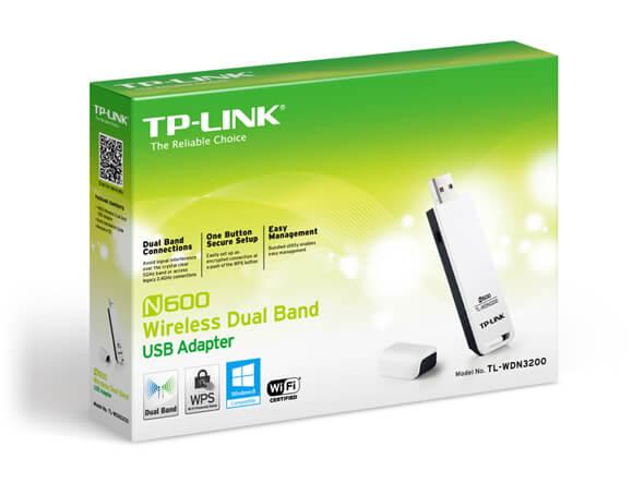 TL-WDN3200 WIFI адаптер