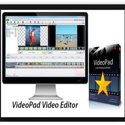 VideoPad Video Editor: самый простой видео редактор