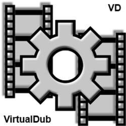 VirtualDub легкий в использовании видео редактор