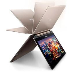 ASUS VivoBookFlip: ноутбук с поворотным дисплеем