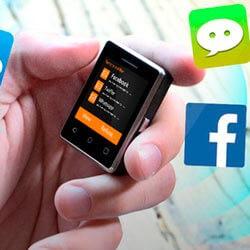 Vphone S8: самый маленький сенсорный смартфон