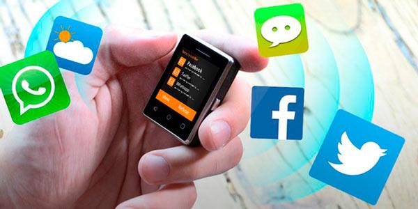 Самый мелкий смартфон в мире