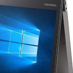 Toshiba X20W — «долгоиграющий» гибридный ноутбук
