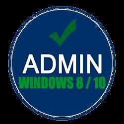 admin windows8
