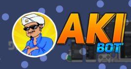 Описание и команды бота Акинатор, как добавить на свой сервер в Дискорде