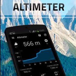Альтиметр в смартфоне — что это за датчик