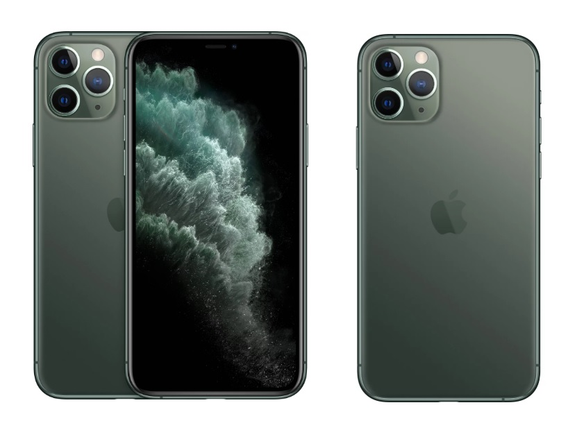 Apple iPhone 11 Pro и iPhone 11 Pro Max