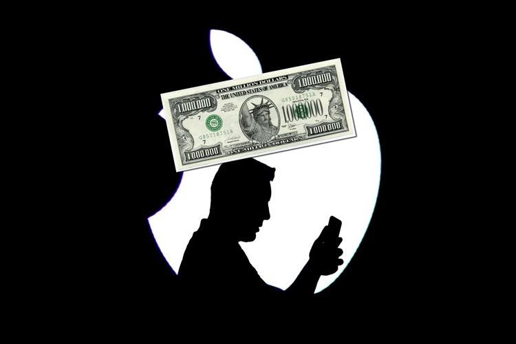 Миллион от Apple