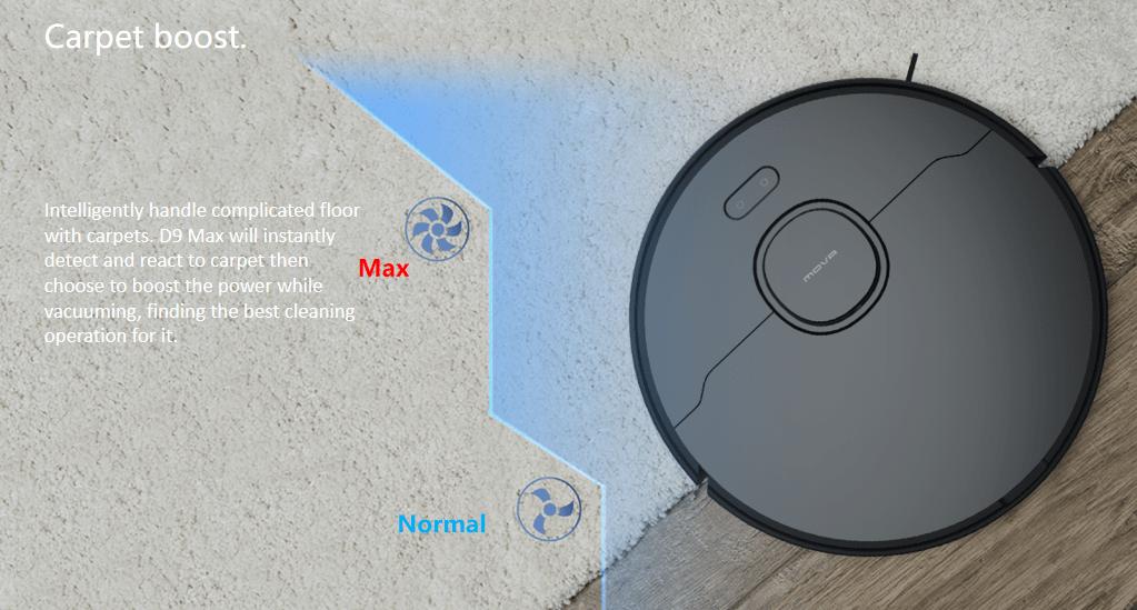 Обзор и характеристики пылесоса Dreame D9 Max, сравнение с другими моделями