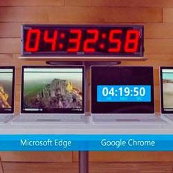 Chrome быстро разряжает батарею ноутбуков
